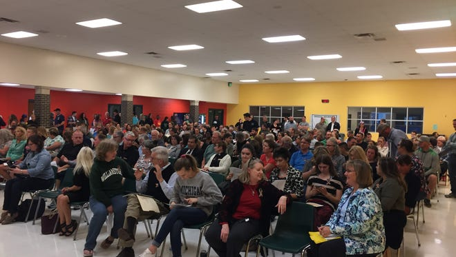 Williamston Community School and a majority of its school board members are being sued by parents who say policies related to gender identityimpose on their sincerely held religious beliefs.