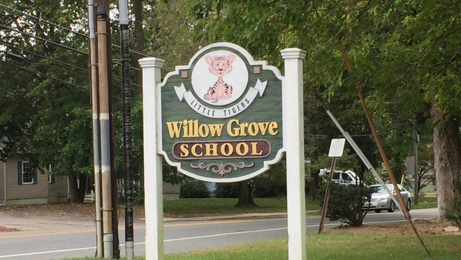 Willow Grove Elementary School in Hackettstown is currently closed due to a fungal infestation.