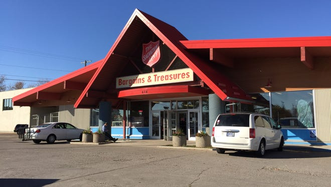 The westside Salvation Army Thrift Store will remain open, and employees and inventory will move to that location at 616 1st Ave. N.W.
