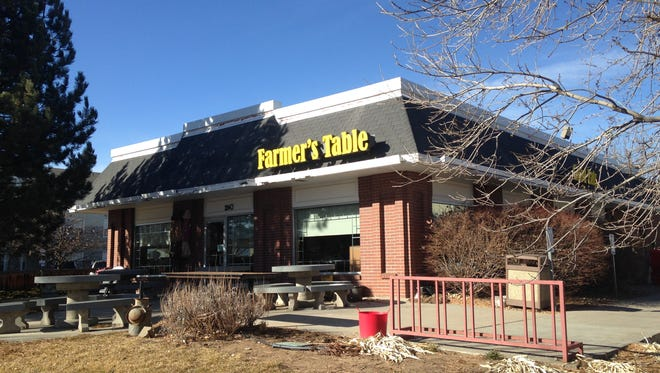 Farmer's Table reopened in December of 2015.