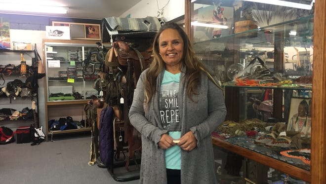 Lakota Woman Pawn founder Debbie McShane plans to take more time with her family after the business closes.