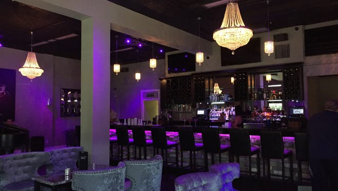 The Grand Martini, a new upscale martini lounge, will open in Titusville this week.
