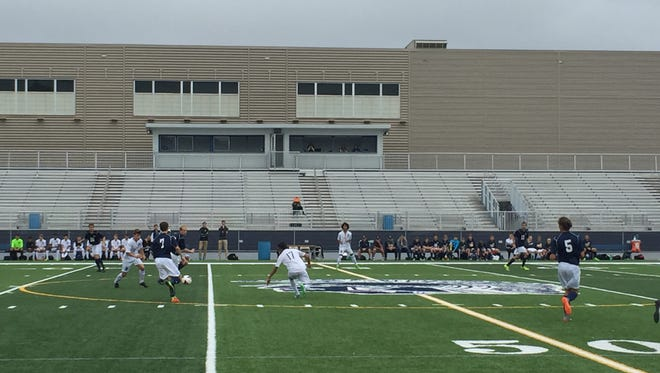 Chambersburg and Greencastle played to a 0-0 draw on Saturday