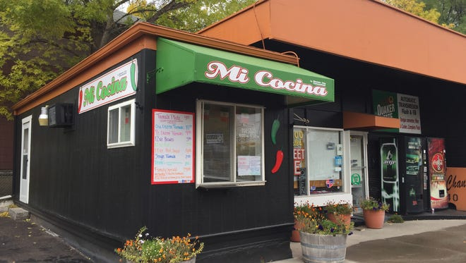 Mi Cocina by Electric City Concessions is open Tuesdays from 11 a.m. to 5:30 p.m.