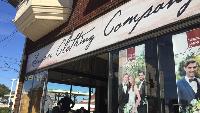 Hanover Clothing Company will close after 94 years in business.