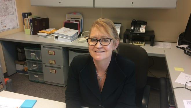 Germantown Clerk Julie Jordan
