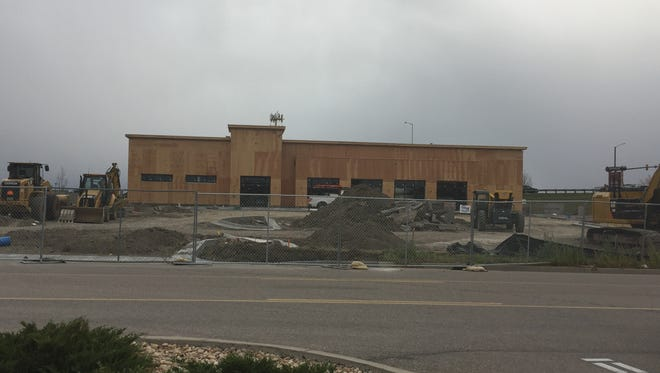 Chick-fil-A in Timnath will open in January.