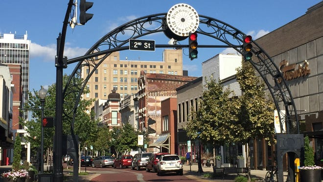 The Economic Improvement District planned for Downtown Evansville is headed to City Council this month.