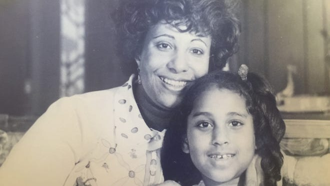 Marie Chisholm-Burns and her mother, Wylean Chisholm
