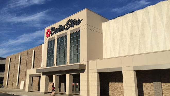 Boston Store and other department stores operated by Bon-Ton Stores Inc. will open at 11 a.m. Thanksgiving.