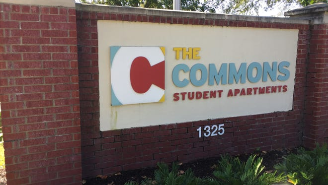 The Commons Student Apartments at 1325 W Tharpe Street was the scene of a shooting Saturday evening that sent one to the hospital for treatment. Police have not yet given details on the extent of the victim's injuries or the circumstances of the shooting.