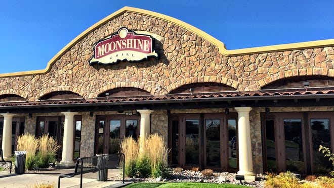 The Moonshine Grill was an original restaurant concept developed by Shoot the Moon.