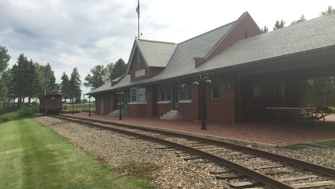Wausau's iconic train depot will house Wausau's first distillery, Central Time.
