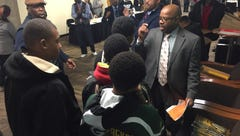 Black youth summit at UWM aims to teach Milwaukee boys critical skills