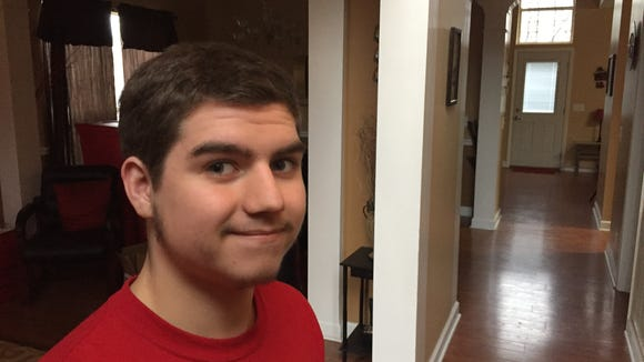 Tyler Barney, 17, of Mount Juliet