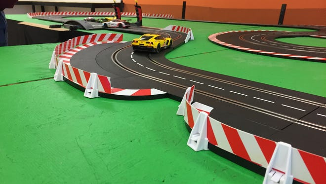 Fans of slot car racing will be able to take classes and compete at Slots of Fun Speedway in Hanover. Owner Colton Harmon hopes to open by mid-January.
