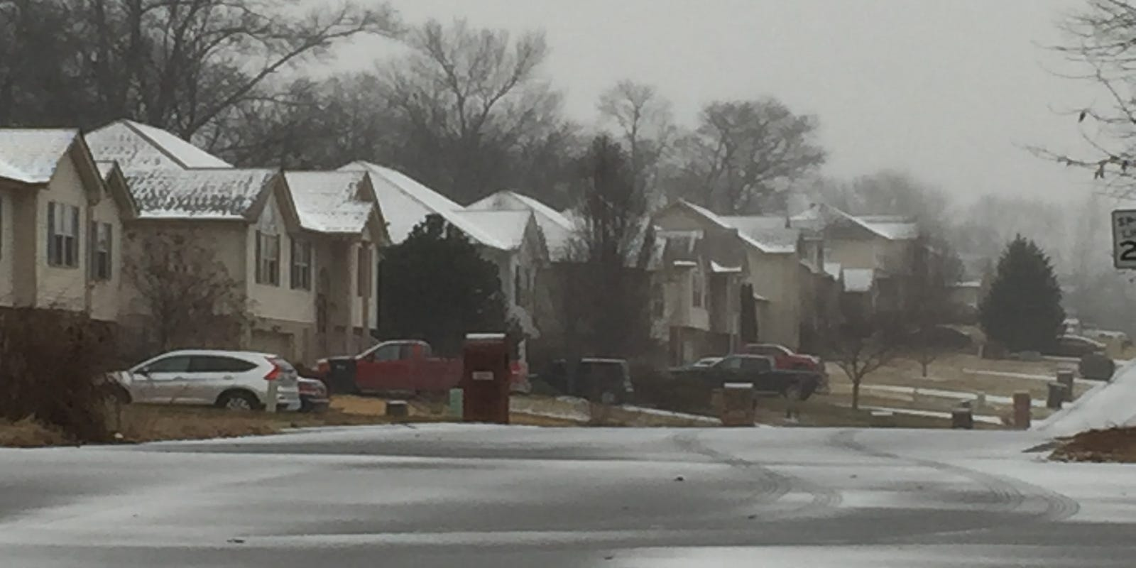 Nashville weather: Here's what the snow and ice looks like
