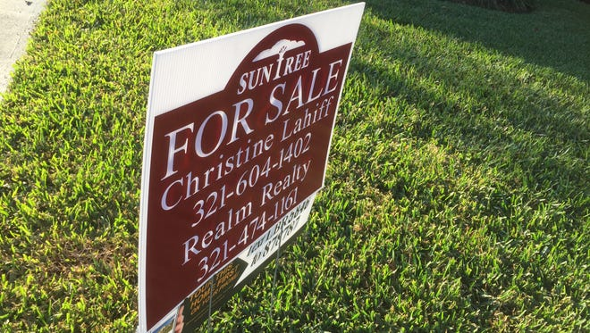 he median sales price for a single family home in Brevard County rose more than 19 percent in December 2017,to $227,789 from the same point a year earlier.
