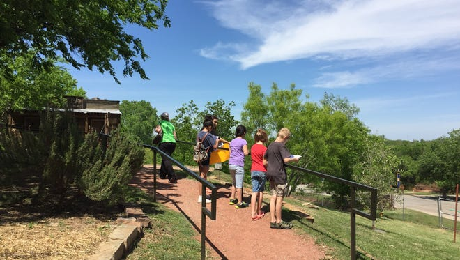 Science Saturdays continue at River Bend Nature Center this Saturday Jan 27 at River Bend Nature Center. A pre-K to 2nd grade aged group will meet from 11 a.m. to noon, and a  Kindergarten to 8th grade group will meet from 1 to 2:30 p.m. Both groups will learn about winter weather.