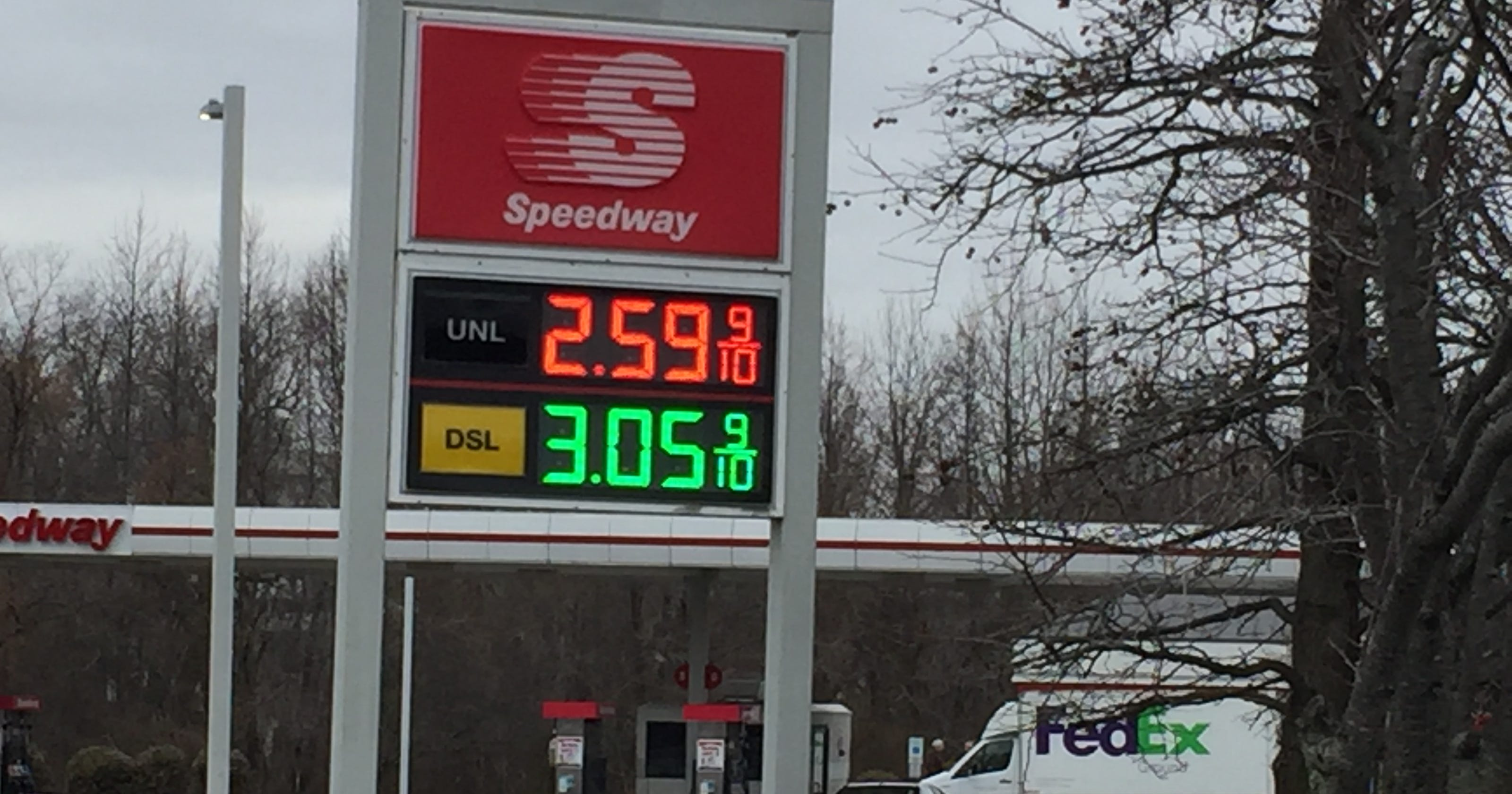Speedway Gas Prices Near Me >> Nj Gas Prices Highest In Three Years