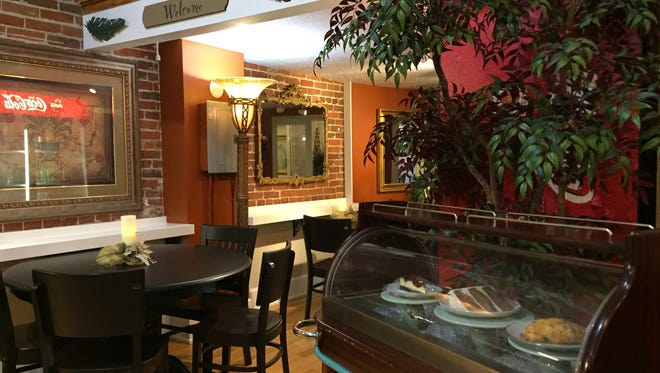 Feather Your Nest's new bistro, coffee house and tea room has its soft opening the week of Feb. 12.