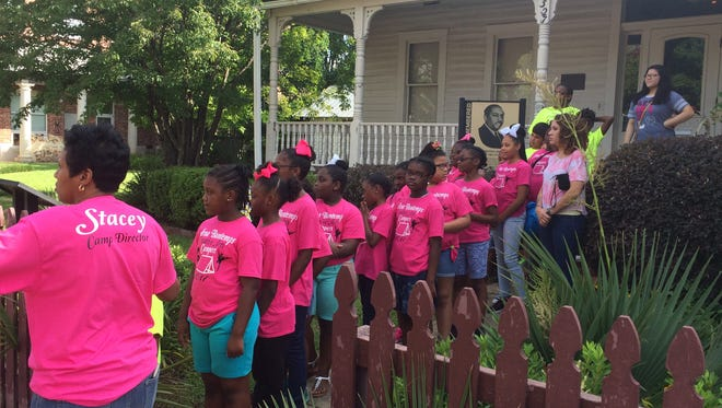 The Arna Bontemps African-American Museum and Cultural Arts Center hosts an annual summer camp, among other activities.