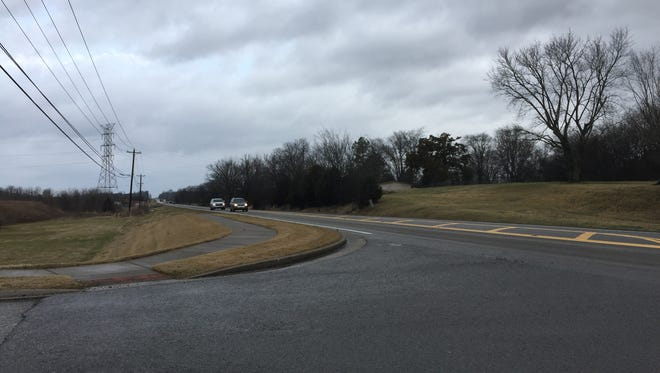 About seven miles of State Route 109 north of U.S. 70 will be widened in a project about to start.