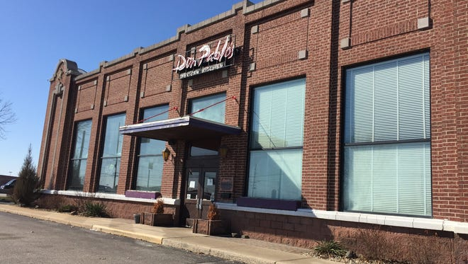 Don Pablo's, at 50 N Creasy Lane, closed Sunday. It was the last Indiana location.
