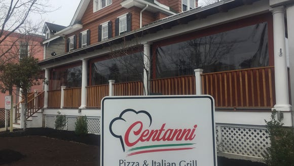 Centanni Pizza & Grill is now opened in Collingswood.