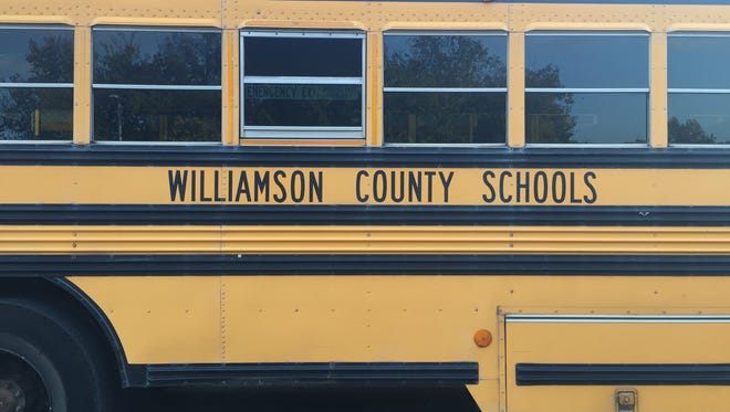 Williamson County Schools sent an email to families Wednesday about how they would handle the National School Walkout.