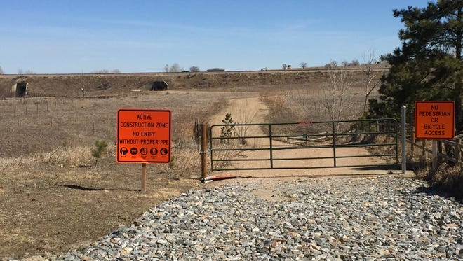 Completion of the Fossil Creek Trail between Shields Street and College Avenue is expected this fall.