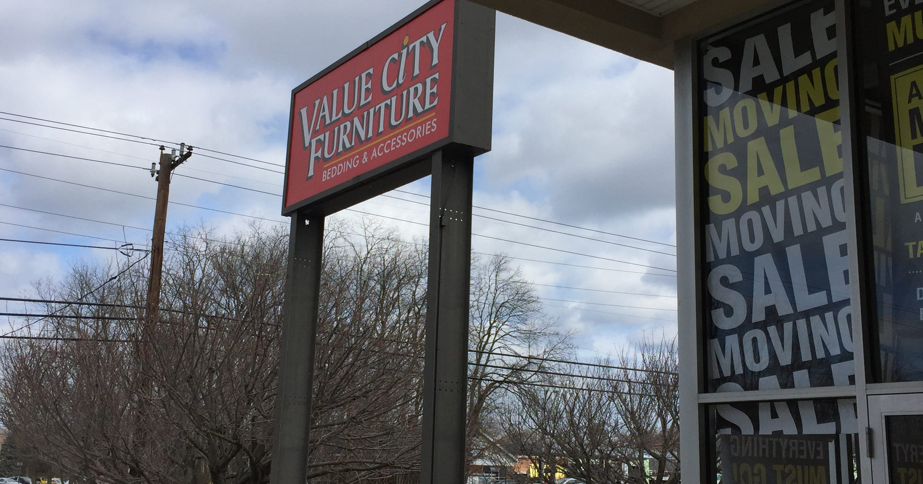 Value City Nj Furniture Middletown Getting Torn Down Replacements Planned