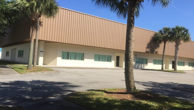 This building at 685 Atlantis Road in Melbourne could be the future home of a MG Foods Inc. facility and 95 employees.