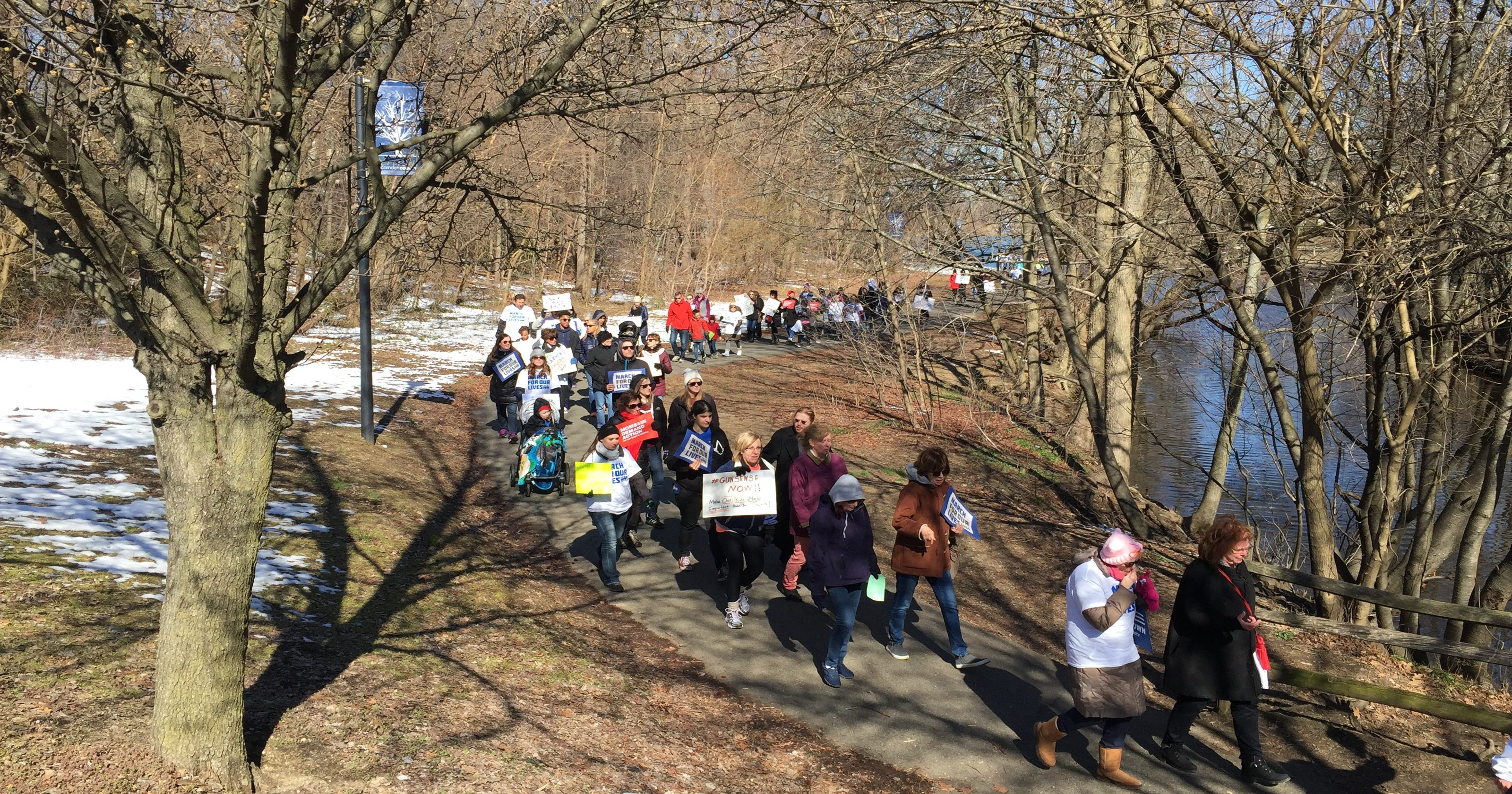 Organizers: Nearly 1,000 turn out for South Jersey March For