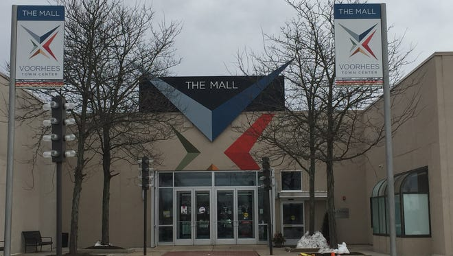 Voorhees' planning board will consider a recommendation that the former Echelon Mall be redeveloped.