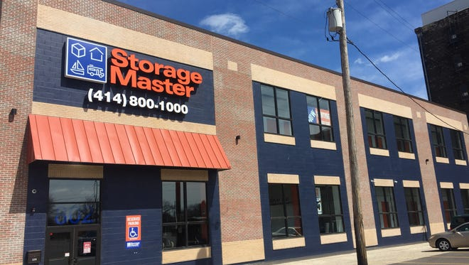 Storage Master recently converted a Bay View industrial building to self-storage.