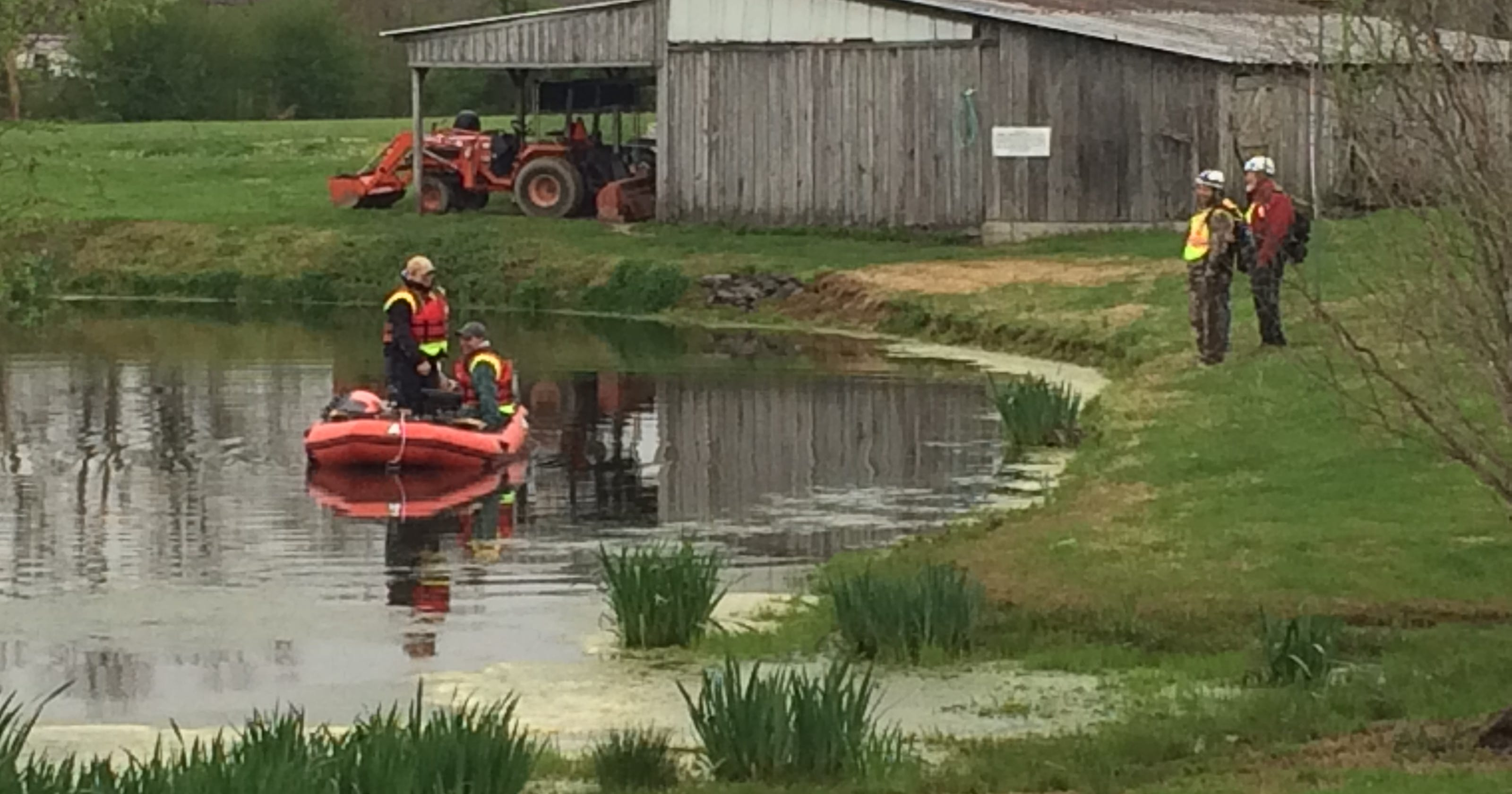 Joe Clyde Daniels search for missing 5-year-old boy enters