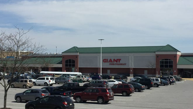 Giant will remodel this store in Shrewsbury, a company official said.