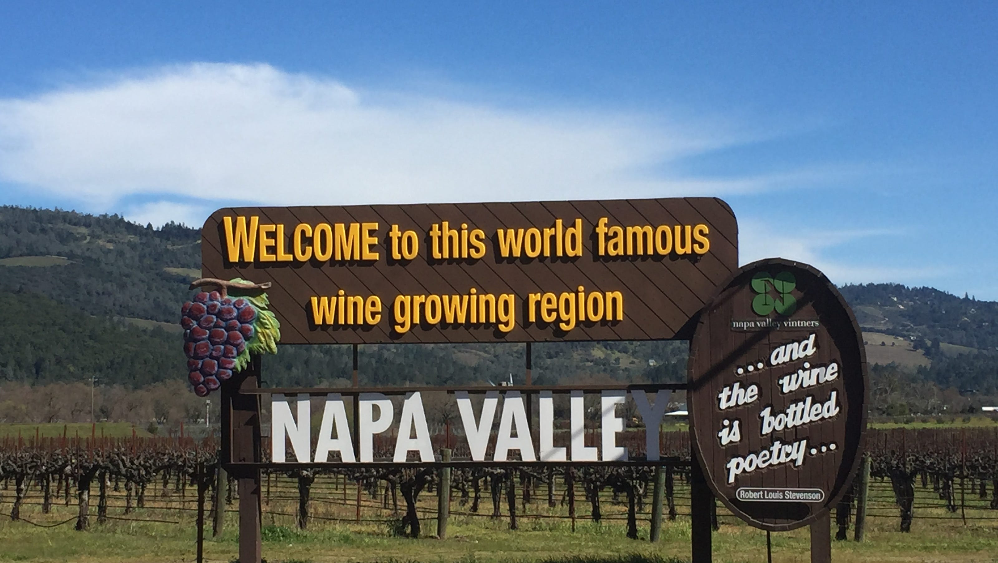 Napa And Sonoma Wineries Open After California Wildfires