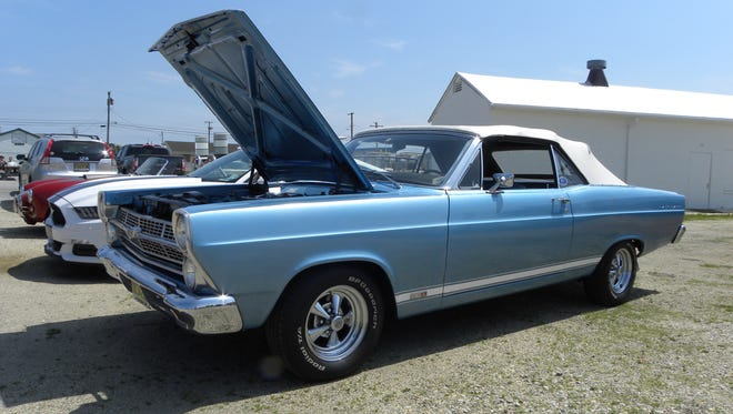South Jersey Cruisers Association and Glasstown Brewing Company will host Brews n Cruise, a charity car cruise open to all makes and models of cars, from 1 to 4 p.m. April 29, rain or shine, at Glasstown Brewing Company at 10 Peterson St., at the Millville Airport.  There are no entry fees for the cruise. Food and beverages will be available for purchase.  Cruise proceeds will be donated to the Millville Army Air Field Museum.  For information, call (856) 327-7770 or visit www.facebook.com/glasstownbrewingco.