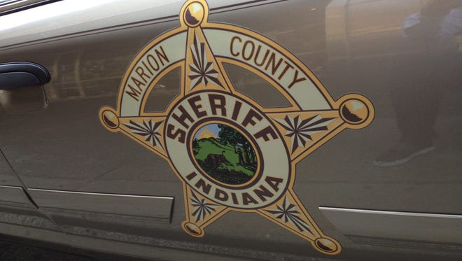 The logo for the Marion County Sheriff's Office.