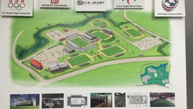 The Tennessee Rugby Foundation sees Middle Tennessee as an ideal location for a premier rugby facility.