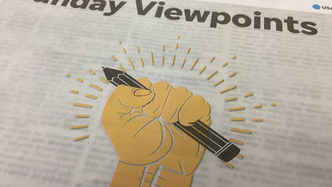 The Fort Collins Coloradoan publishes diverse opinion-based pieces in its Sunday Viewpoints section.