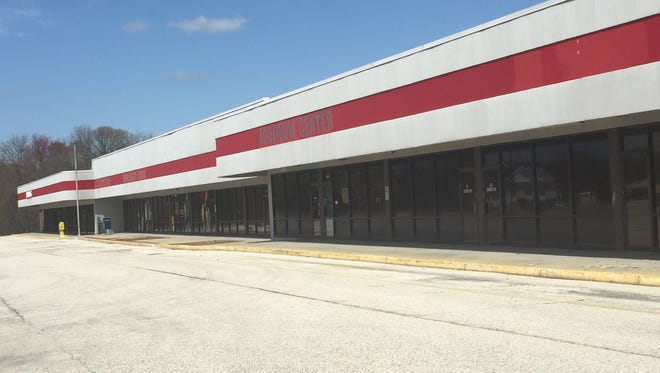 The long-vacant Commerce Plaza II complex in Gloucester Township could become the site of a Lidl supermarket.