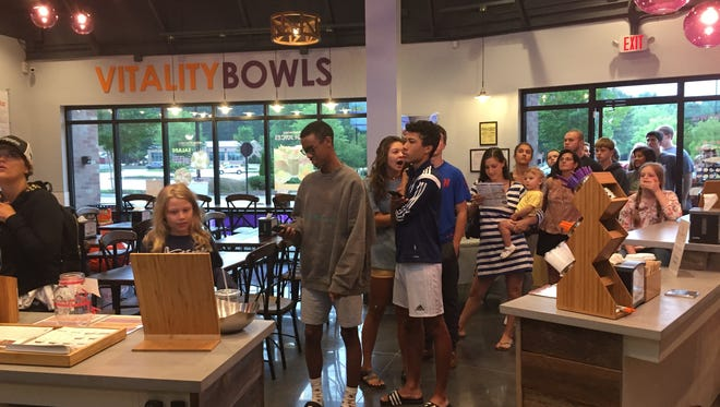 Vitality Bowls are moving into shuttered Subway and other retail locations.