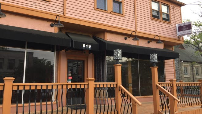 Indeblue vacated this restaurant on West Collings Avenue in February. The space will soon be the home to Porch & Proper, the long-time dream of a Swedesboro couple with a long history of working for Stephen Starr.
