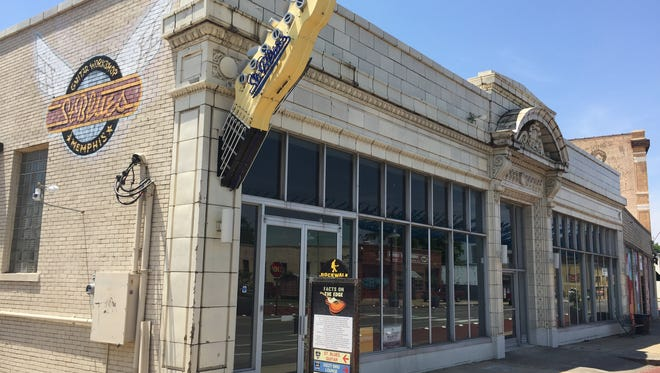 Vintage automobile museum is planned for 645 Marshall  in the Edge district near Downtown.