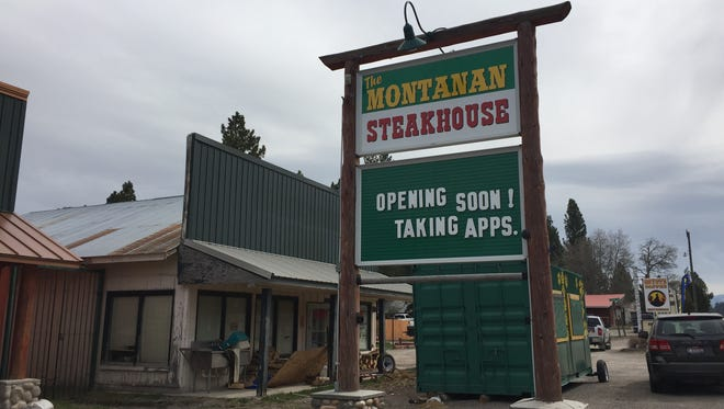 The Montanan Steak House is reopening in Lincoln.