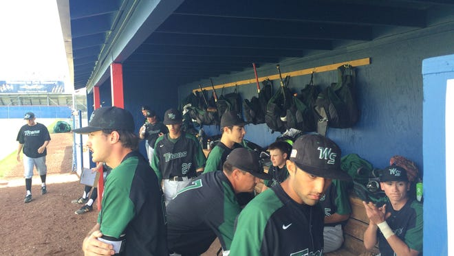 West Salem's baseball team lost, 4-1, to Westview on Tuesday in the semifinals of the OSAA 6A playoffs