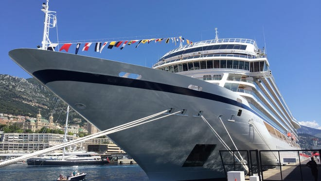 Viking Cruises unveiled its fifth ocean ship, Viking Orion, in June 2018. The 930-passenger vessel is a sister to the line's first four ships.